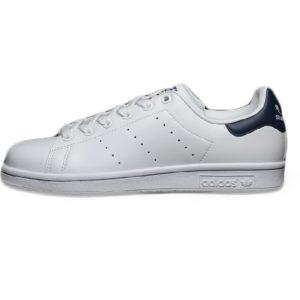 Adidas Stansmith White Dark Blue