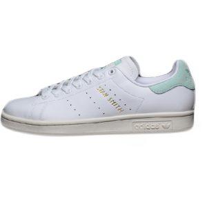 Adidas Stansmith White Blush Green