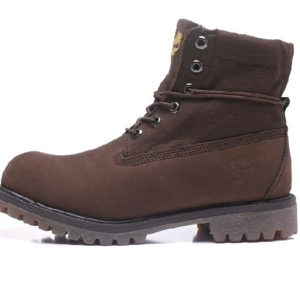 TIMBERLAND  Boots Brown Lapel