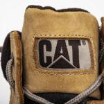 CAT CATERPILLAR Boots Wheat