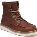CAT CATERPILLAR Boots Brown