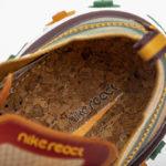 Nike React Element 87 Orange Peel