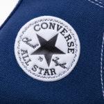 Converse High Blue