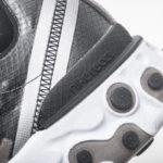 Nike React Element 87 Black