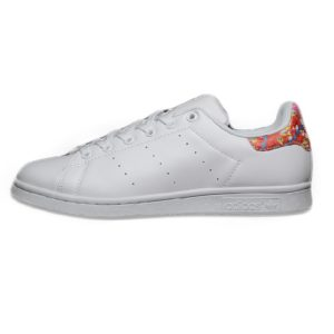 Adidas Stansmith White Floral