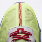 Nike React Element 87 Undercover Volt University Red-Black