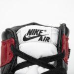 Air Jordan 1 OG High OG Satin Black Toe