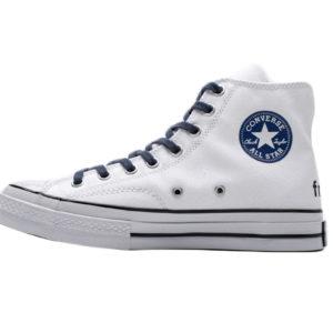 Converse CTAS 70 HI White Black Navy