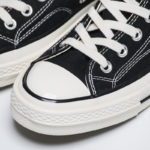 Converse Chuck Taylor All Star 1970s High OX HHeritage Court Canvas Black