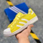 Adidas Superstar Rize Yellow