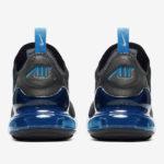 Nike Airmax 270 Black Blue