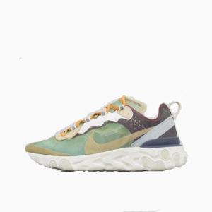 Nike React Element 87 Green Mist