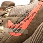 OFF-WHITE x Nike Air Max 90 BT Desert Ore