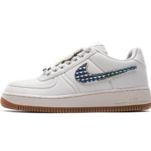 Nike Air force 1 Travis Scott x Low Sail