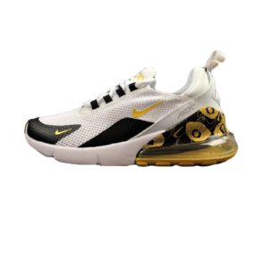 Nike Airmax 270 Fly nit White Yellow