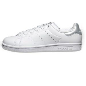 Adidas Stansmith White Silver