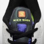Nike Shox R4 White Flash