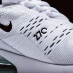 Nike Airmax 270  White Black