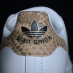 Adidas Stansmith White Snake Skin