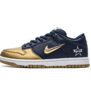 Nike SB Dunk Low OG Jewel Swoosh Gold