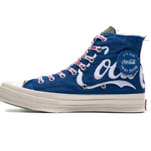 Converse Chuck Taylor All-Star 70s Hi Kith x Coca Cola