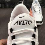 Nike Airmax 270 Fly nit Total White Black