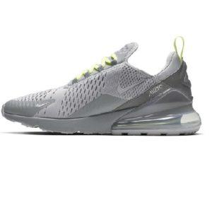 Nike Airmax 270  Fly nit Wolf Grey Volt