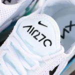 Nike Airmax 270 Flynit Total White Blue