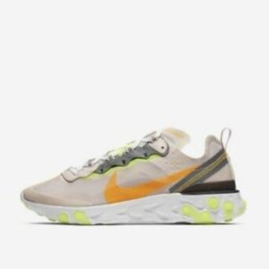 Nike React Element 87 Undercover Ore wood Brown