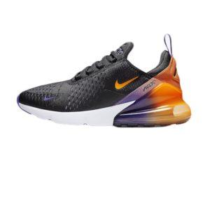 Nike Airmax 270 Black Purple Orange